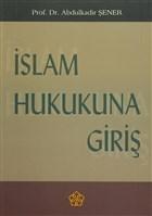 İslam Hukukuna Giriş