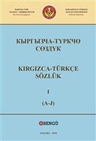Kırgızca - Türkçe Sözlük (2 Cilt Takım)