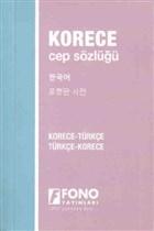 Korece Türkçe - Türkçe Korece Cep Sözlüğü