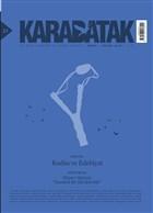 Karabatak Dergisi Sayı : 37 Mart - Nisan 2018