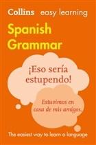 Easy Learning Spanish Grammar (3rd Ed)