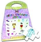 Kız Çocuk, Erkek Çocuk - Eğitim Destekçisi Puzzle