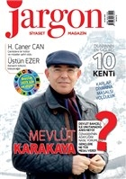 Jargon Siyaset Dergisi Sayı: 8 Ocak 2019