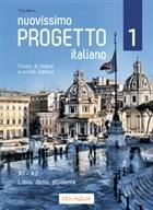 Nuovissimo Progetto İtaliano 1 Libro dello Studente + DVD