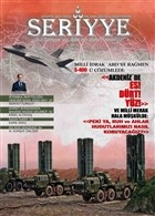Seriyye İlim Fikir Kültür ve Sanat Dergisi Sayı: 8 Ağustos 2019