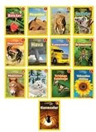 National Geographic Kids Okuma Serisi Seviye 1 Seti (13 Kitap Takım)