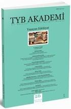 TYB Akademi Dergisi Sayı: 26 Ocak 2019