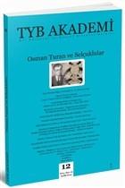 TYB Akademi Dergisi Sayı: 12 Eylül 2014