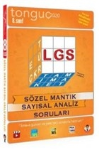 8. Sınıf LGS Sözel Mantık Sayısal Mantık Analiz Soruları Tonguç Akademi