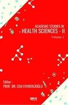 Academic Studies in Health Sciences - 2 Vol 1