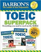 Barrons Toeic Superpack