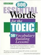 Barrons Essential Words For The Toeic