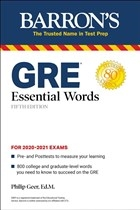 Essential Words For The Gre 2nd. Edition