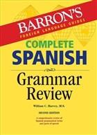 Barrons Complete Spanish Grammar Review