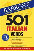Barrons 501 Italian Verbs Cd Rom