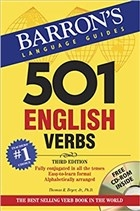 Barrons 501 English Verbs Cd-Rom Inside