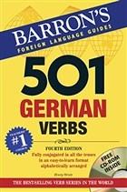 Barrons 501 German Verbs Cd-Rom Inside