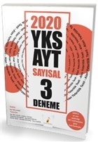 2020 YKS - AYT Sayısal 3 Deneme