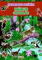Çıkartmalı Aktivite - Yağmur Ormanları