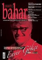 Berfin Bahar Aylık Kültür Sanat ve Edebiyat Dergisi Sayı: 273 Kasım 2020