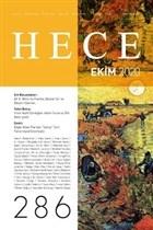 Hece Aylık Edebiyat Dergisi Sayı: 286 Ekim 2020