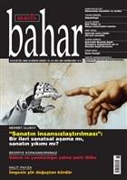 Berfin Bahar Aylık Kültür Sanat ve Edebiyat Dergisi Sayı: 268 Haziran 2020