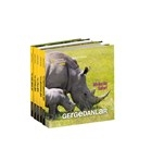 National Geographic Kids - Afrika'da Safari Serisi 5 Kitap