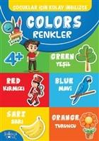 Çocuklar İçin Kolay İngilizce - Colors Renkler