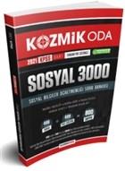 2021 KPSS ÖABT Sosyal Bilgiler 3000 Tamamı PDF Çözümlü Soru Bankası
