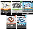 Hızlı ve Kolay Web Tasarım Seti 3 (5 Kitap Takım)