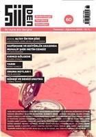 Şiirden İki Aylık Şiir Dergisi Sayı: 60 Temmuz-Ağustos 2020