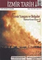İzmir Tarih Dergisi Sayı 1 Ekim 2020
