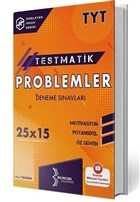 2021 TYT Testmatik Problemler Deneme Sınavları