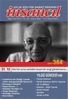 İnsancıl Aylık Kültür Sanat Dergisi Sayı: 364 Kasım 2020