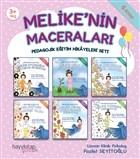 Melike'nin Maceraları - Pedagojik Eğitim Hikayeleri Seti (6 Kitap Takım)