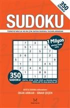 350 Sudoku (Turuncu Kapak)
