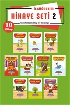 İlköğretim Hikaye Seti 2 - 10 Kitap