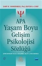APA Yaşam Boyu Gelişim Psikolojisi Sözlüğü