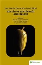 Her Derde Deva Mucizevi Bitki Zeytin ve Zeytinyağı Analizleri