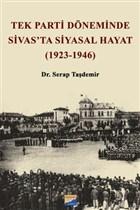 Tek Parti Döneminde Sivas'ta Siyasal Hayat (1923-1946)
