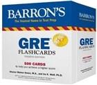 Barron's GRE Flashcards