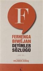 Ferhenga Biwejan - Deyimler Sözlüğü - Turuncu