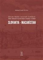 Ekrem Hakkı Ayverdi Usülüyle Türk Mimari Eserlerinin Yeniden Tesbiti Slovakya-Macaristan