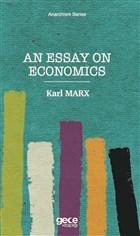 An Essay On Economics