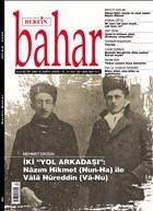 Berfin Bahar Aylık Kültür Sanat ve Edebiyat Dergisi Sayı: 263 Ocak 2020