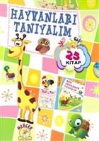 Hayvanları Tanıyalım (25 Kitap Takım)