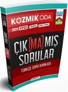 2020 KPSS Türkçe Çıkmamış Sorular Soru Bankası