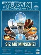 Yüzakı Aylık Edebiyat, Kültür, Sanat, Tarih ve Toplum Dergisi / Sayı: 128 Ekim 2015
