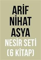 Arif Nihat Asya Nesir Seti (6 Kitap Takım)