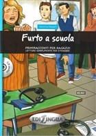 Furto a Scuola + CD (A1/A1+) Primiracconti Per Ragazzi
